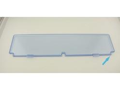 Передняя панель полки над овощным ящиком Bosch (уценка)