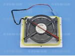 Электродвигатель вентилятора в сборе Indesit, Hotpoint-Ariston (C00293162)