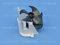 Электродвигатель вентилятора холодильника Indesit, Ariston, Hotpoint-Ariston C00851151