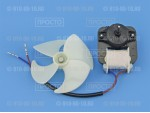 Электродвигатель вентилятора с крыльчаткой Indesit (C00283664)