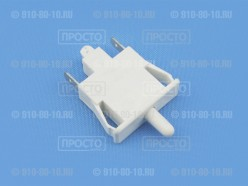 Выключатель электродвигателя вентилятора ВК-02 Stinol, Indesit, Ariston (C00851005)