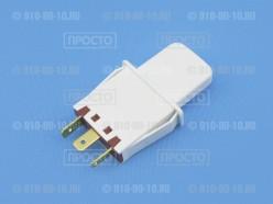 Выключатель (кнопка) света Bosch, Siemens, Neff (607217)