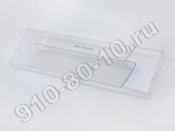 Щиток морозильной камеры узкий прозрачный Ariston, Indesit C00856031