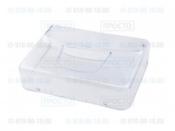 Щиток овощного ящика прозрачный Аристон, Индезит C00283168