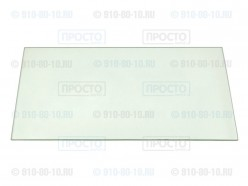 Полка стеклянная над овощным ящиком без обрамления Минск- Атлант (280050306200)