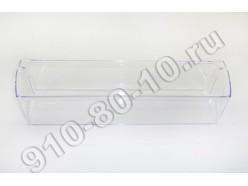 Балкон нижний прозрачный Hotpoint-Ariston C00292362