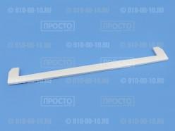 Обрамление стеклянной полки переднее Beko (4561510300)