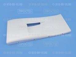 Щиток морозильной камеры широкий белый C00076116 холодильников Аристон, Индезит
