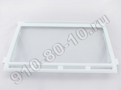 Полка стеклянная над овощным ящиком Electrolux, Zanussi, AEG, HUSQVARNA (2651007029)