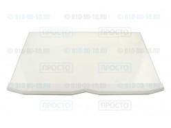 Полка стеклянная над овощным ящиком холодильной камеры Атлант (769748500800)