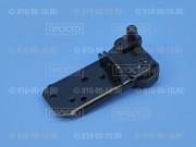 Петля нижняя с регулируемой ножкой для холодильников LG (AEH73977302)