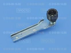 Петля нижняя с регулируемой ножкой для холодильников LG (AEH73157001)