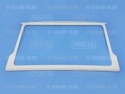 Полкастекло с обрамлением холодильников Бирюса (0030006000)