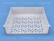 Корпус ящика узкий морозильной камеры холодильника Бирюса (0030003002)