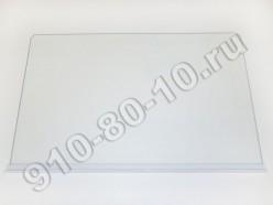 Полка стеклянная над овощными ящиками Аристон, Индезит, Стинол (C00257748)