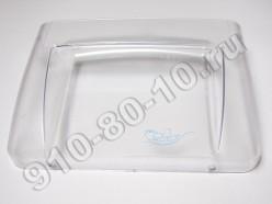 Щиток овощного ящика прозрачный Аристон, Индезит (C00856033)