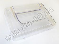 Щиток овощного ящика прозрачный Аристон, Индезит C00256494