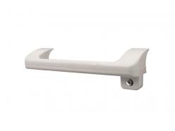 Ручка двери белая для холодильниковHaier (0070814623)