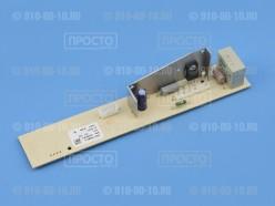 Модуль (плата) управления для холодильника Bosch, Siemens (646496)