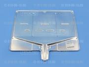 Поддон каплепадения алюминиевый Indesit, Stinol (C00855062)