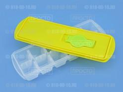 Форма для льдас крышкой и клапаном