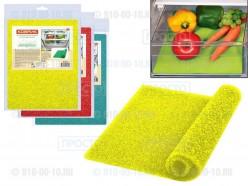 Антибактериальный коврик (желтый) для холодильника