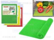 Антибактериальный коврик (зеленый) для холодильника