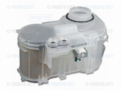 Бак для соли посудомоечной машины Bosch, Siemens, Neff (754350)