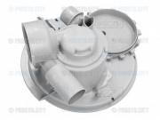 Крыльчатка (улитка) помпы посудомоечной машиныBosch, Siemens, Neff (668102)