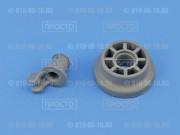 Ролик нижней корзины посудомоечной машины Bosch, Siemens, Gaggenau, Neff (151367)