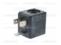 Катушка электромагнитного клапана CEME 4W D10mm кофемашины DeLonghi (Q007)