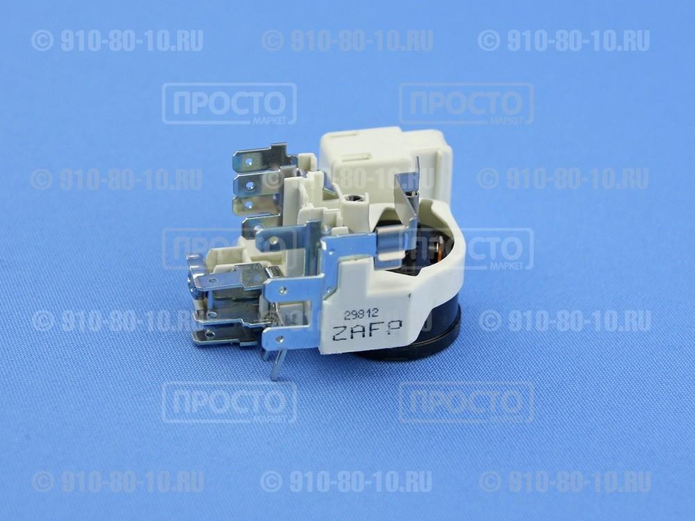 Пускозащитное реле ZAF для компрессоров ACC, AEG, Electrolux, Zanussi (2425700107)