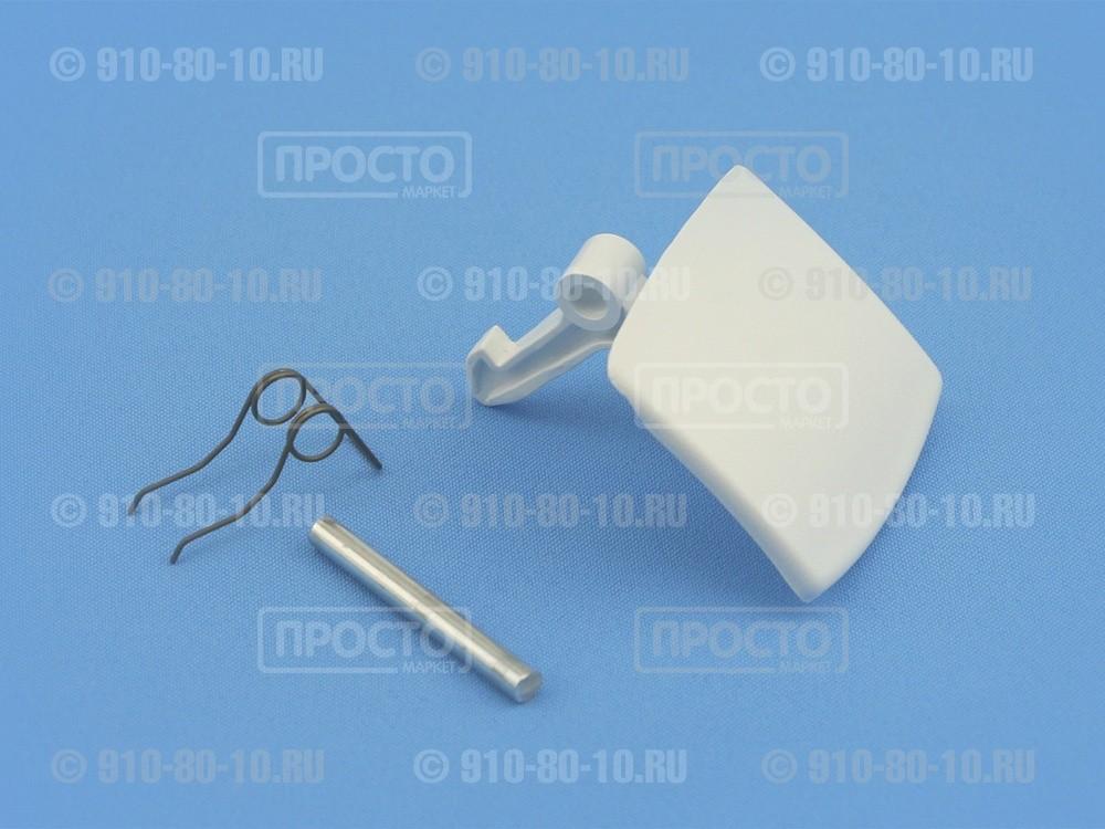 Ручка люка белая Whirlpool, Bosch (069637)