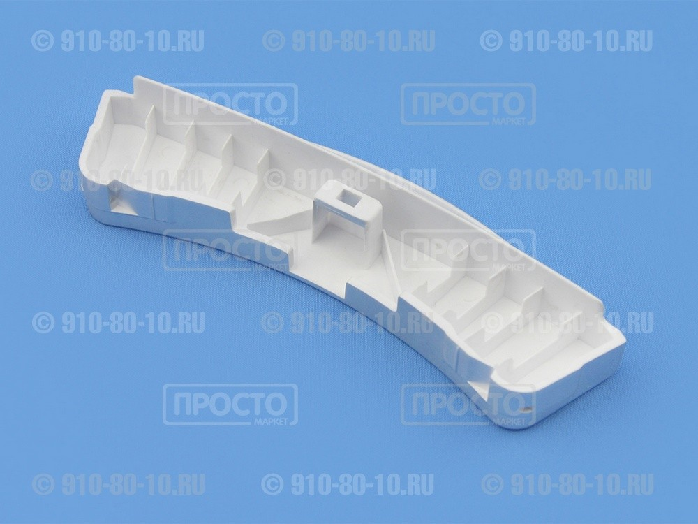 Ручка люка серебристая Samsung (DC64-00561D)