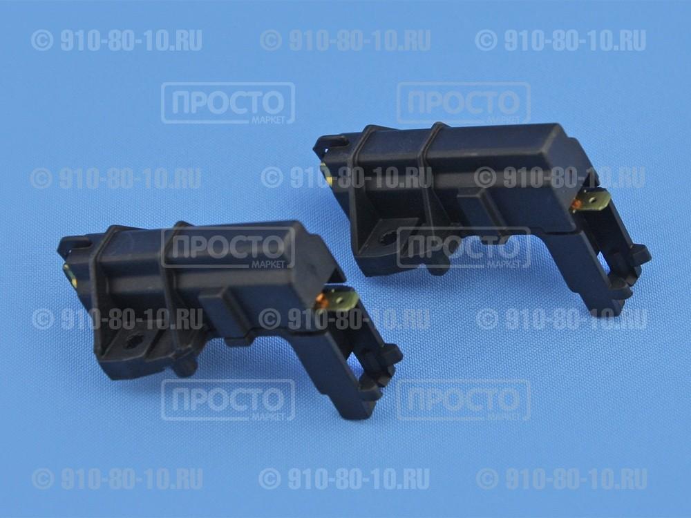 Щетки электродвигателя стиральных машин Indesit, Ariston, Whirlpool (481236248004)