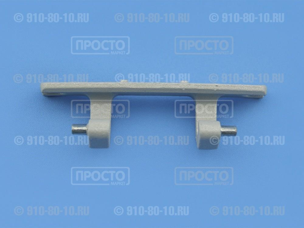 Петля люка стиральной машины Атлант (773318100100), кронштейн люка 2801012, завеса люка СМА, L=110