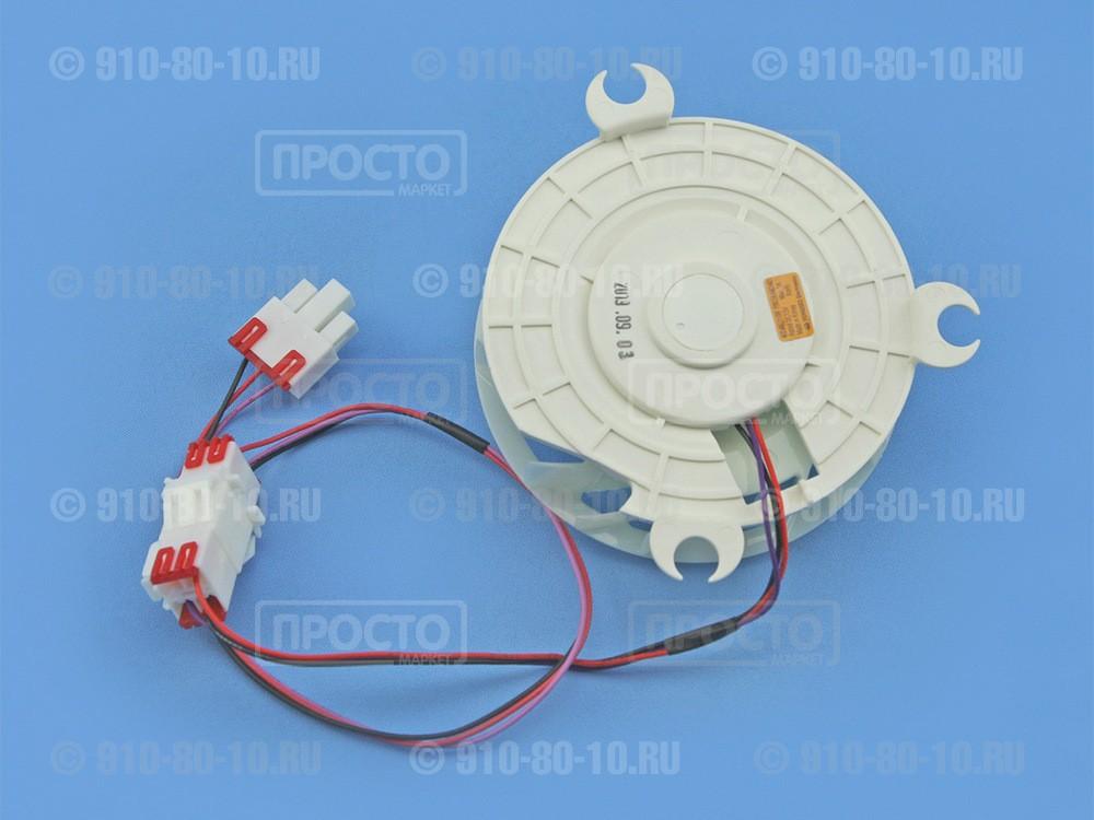 Электродвигатель вентилятора LG с крыльчаткой (EAU64824401)