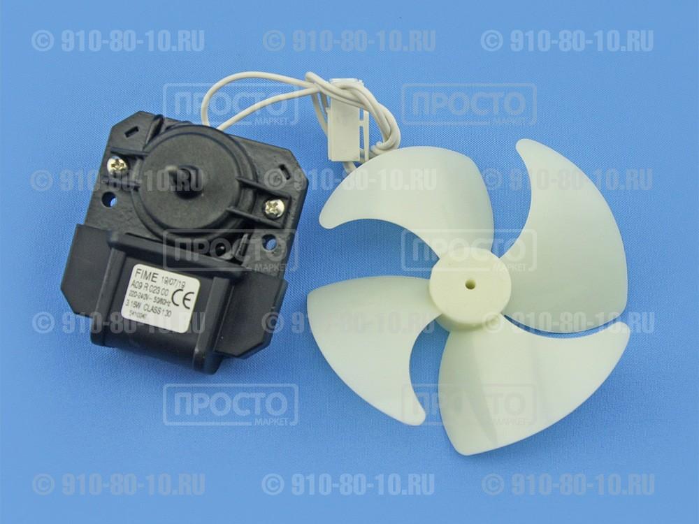 Электродвигатель вентилятораАтлант (908085400051)