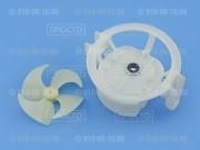 Крепежный кожух вентилятора с крыльчаткой холодильников Daewoo (3015907101)