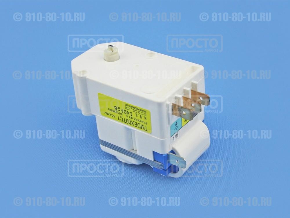 Электромеханический таймер холодильника Daewoo, Samsung TMDEX09TC1, TMDEX09UM1