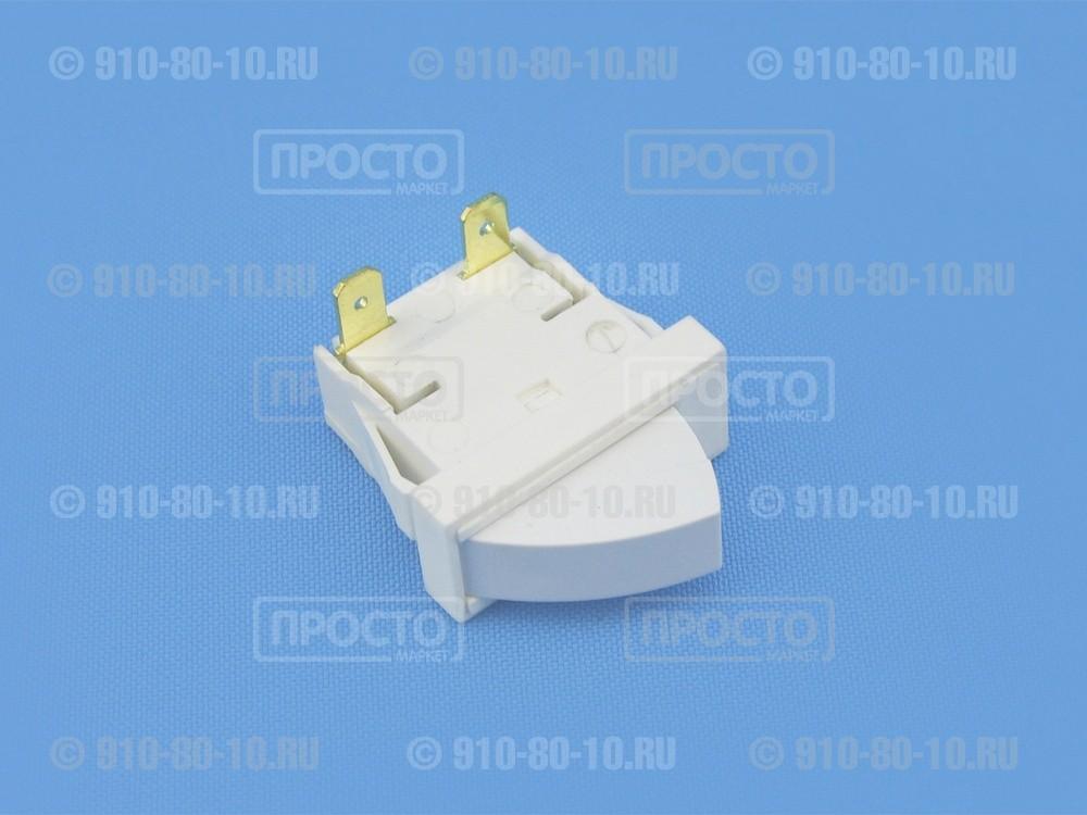 Выключатель света холодильника Indesit, Ariston рычажный (C00851157)