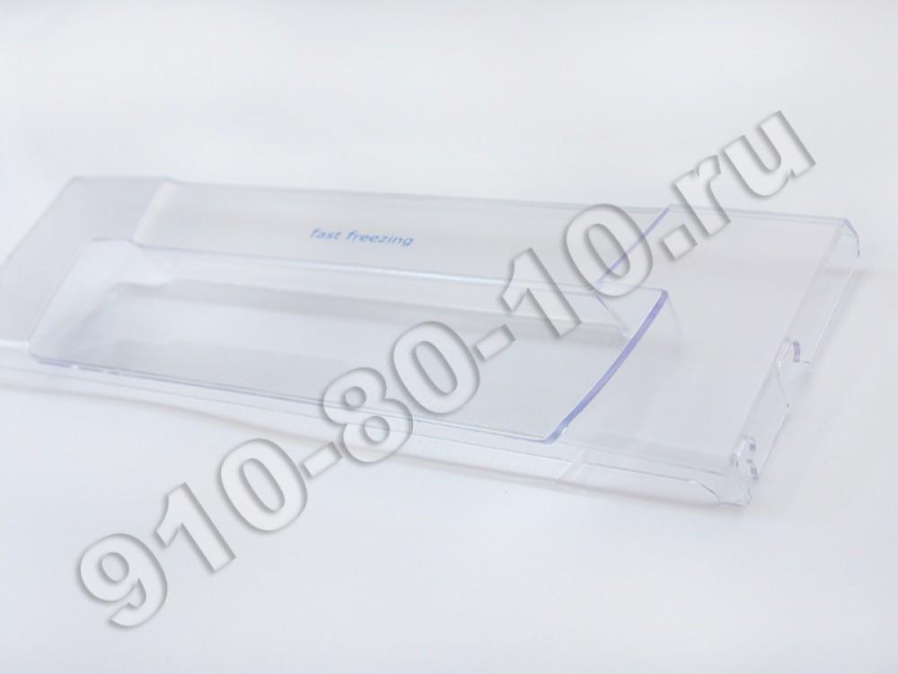 Щиток морозильной камеры узкий прозрачный Ariston, Indesit (C00856031,856031,482000049137)