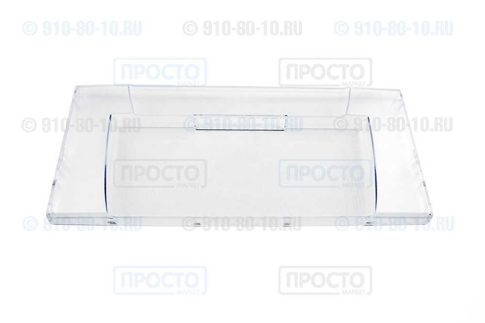 Щиток морозильной камеры широкий прозрачный Indesit, Ariston, Hotpoint-Ariston (C00856032)