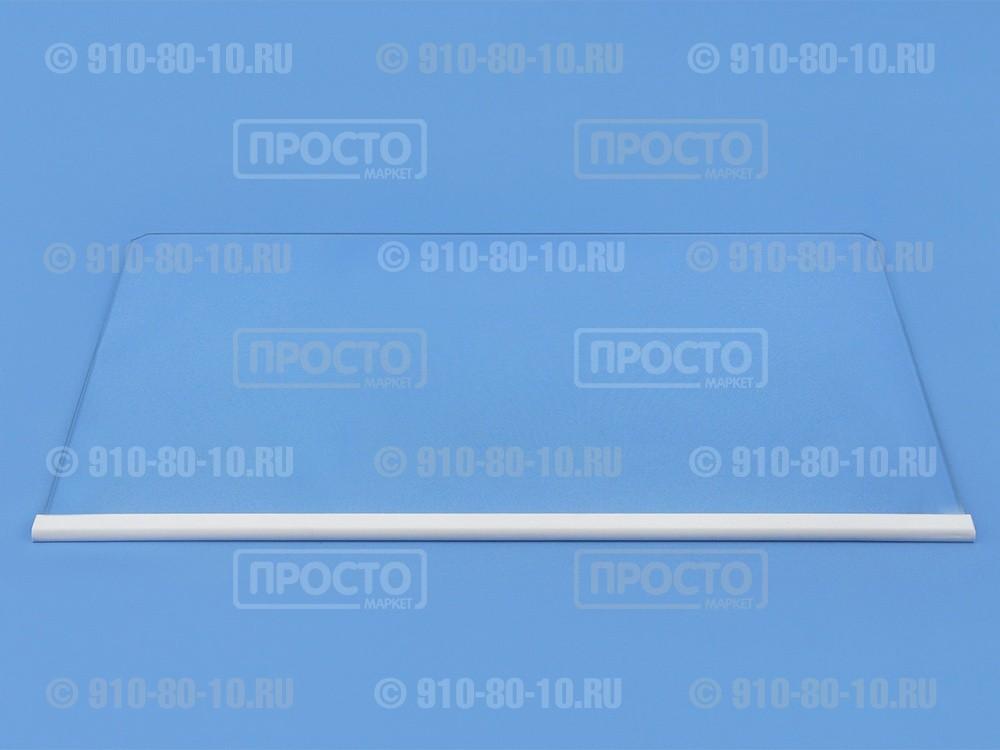 Полка стеклянная над овощными ящиками Аристон, Индезит, Стинол (C00263217,263217,850902, С00850902,C00509951,C00850933)
