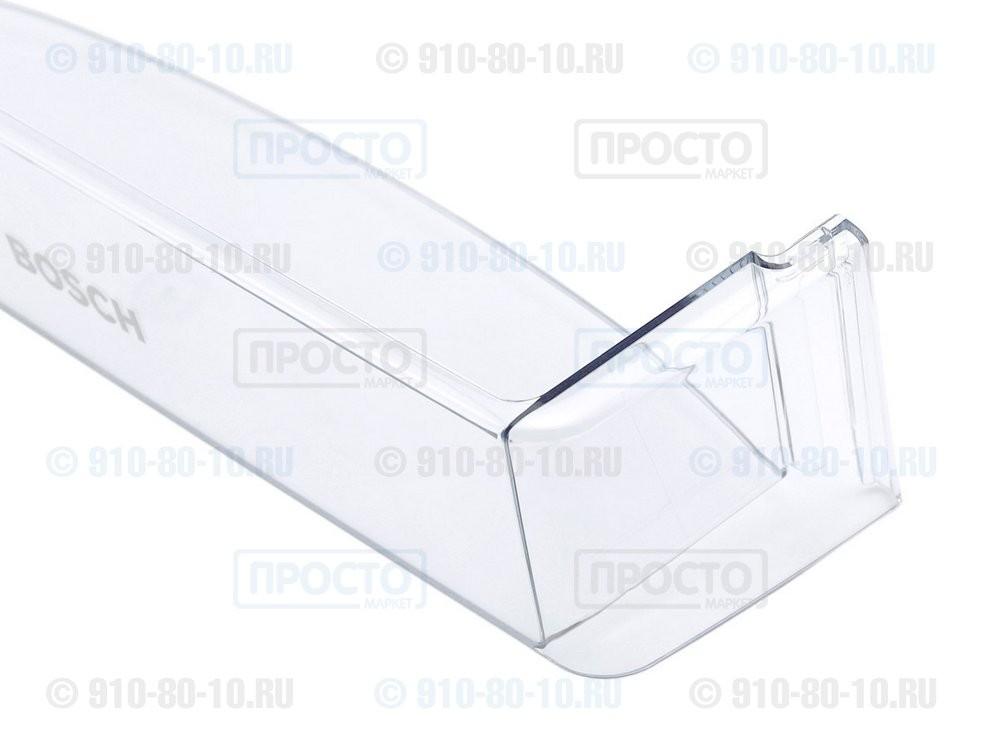 Балкон нижний прозрачный к холодильнику Bosch (660577)