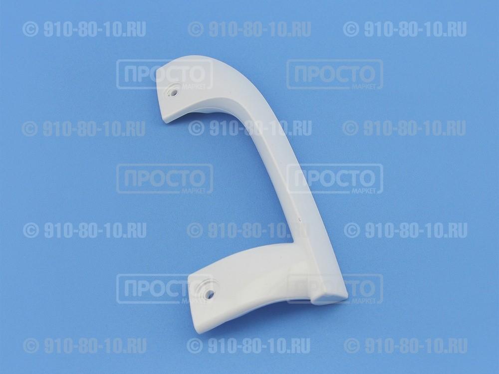 Ручка верхняя белая к холодильникам Gorenje, Hisense, Asko (662448, 380375)