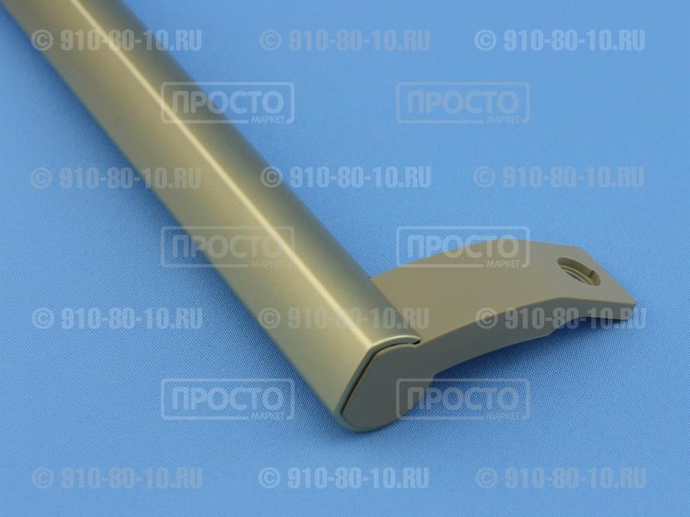 Ручка золотистая с коричневым для холодильников Bosch, Siemens (642565-02)