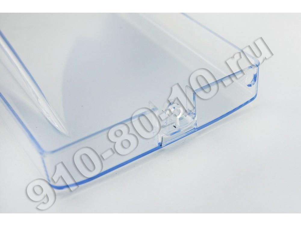 Щиток верхнего ящика морозильной камеры Indesit, Ariston (C00283260)