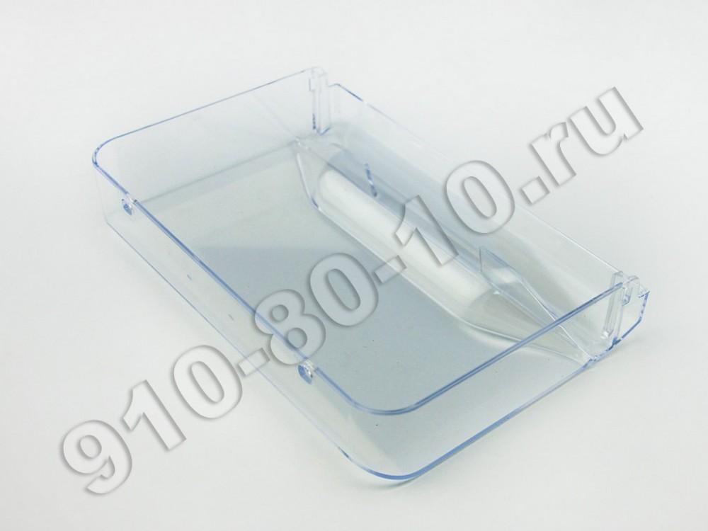 Щиток овощного ящика прозрачный Ariston, Indesit, Whirlpool (C00372742)