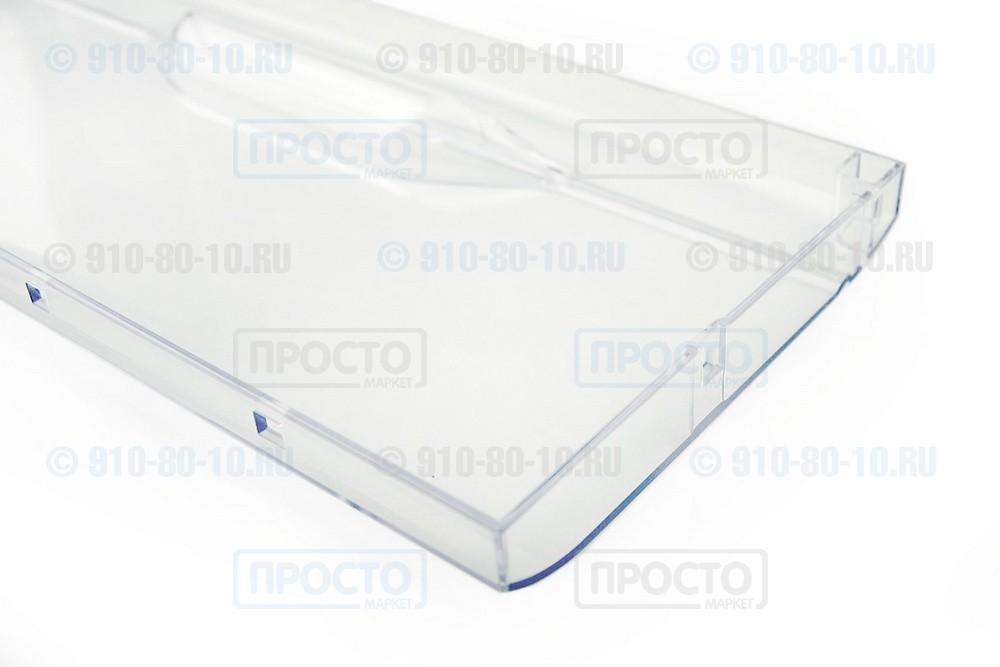 Щиток ящика морозильной камеры прозрачный Аристон, Индезит (C00385667)